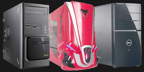 Custom Built and Manufactured Computer Sales